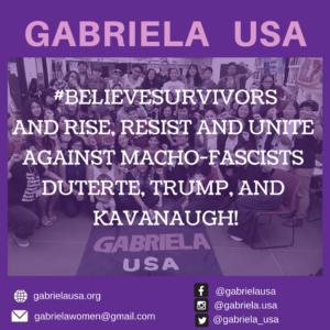 GABRIELA USA